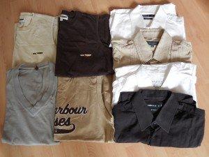 marcels, t-shirt, chemises, taille S/M